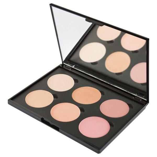 blush-highlighter-pallette-6-komplet